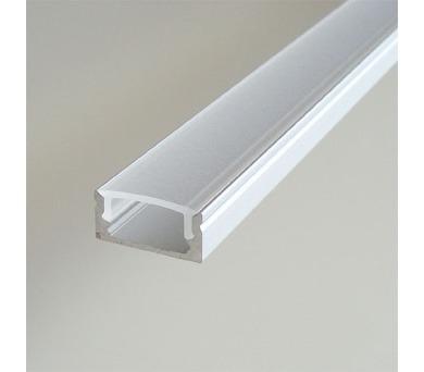 LED matný alu profil