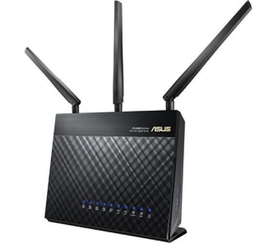 Asus RT-AC68U - AC1900 dvoupásmový Wi-Fi AiMesh + DOPRAVA ZDARMA