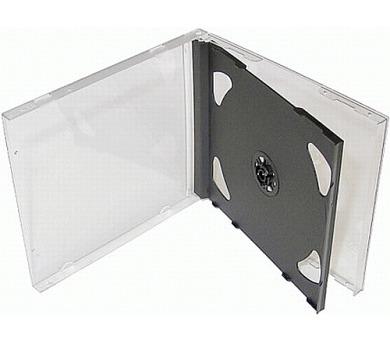 Obal na 2 CD jewel box + tray