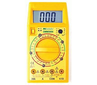 Ostatní Digitální multimetr 3900 M02