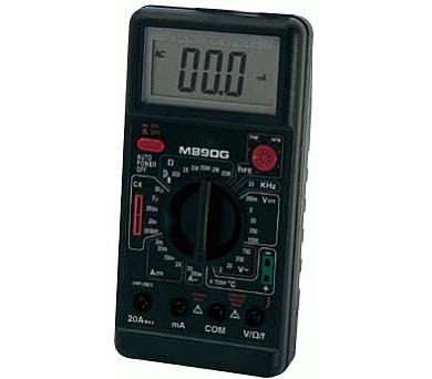 Digitální multimetr 890G M12