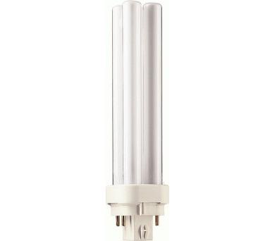 Zářivka Philips MASTER PL-C 18W/840/4p