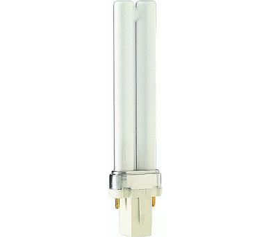 Philips - elektronika Úsporná zářivka PHILIPS MASTER PL-S 7W/830/2P