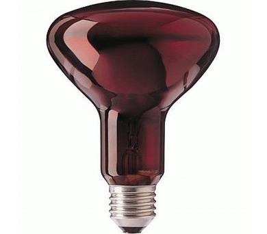 Žárovka PHILIPS R95 IR 100W E27 Red