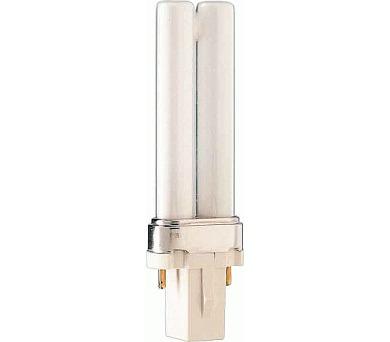 Úsporná zářivka PHILIPS MASTER PL-S 5W/840/2P