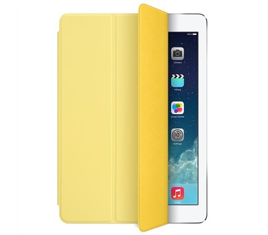 "Apple Smart Cover pro iPad Air 9,7"" - žluté"
