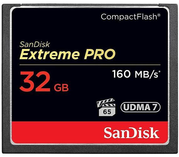 Sandisk CF Extreme Pro 32GB UDMA 7