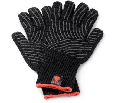 Weber Sada rukavic Premium (se silikonem pogumovanou dlaní + DOPRAVA ZDARMA