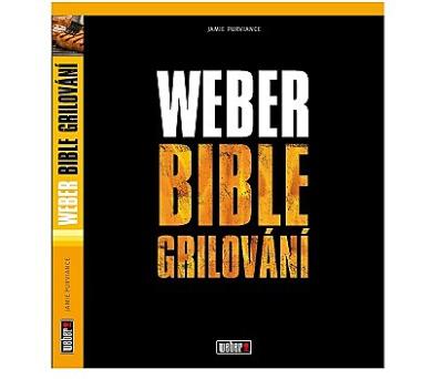 Weber Velká Kniha Grilování s Weberem