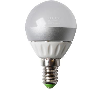 REL 3 LED G45 4W E14 Retlux