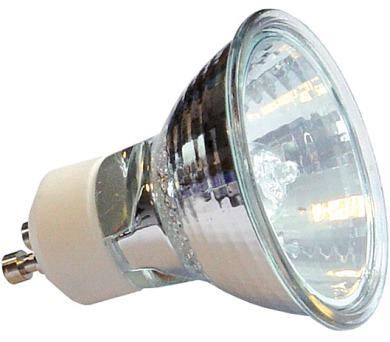 Halogenová žárovka 50W 240V GU10