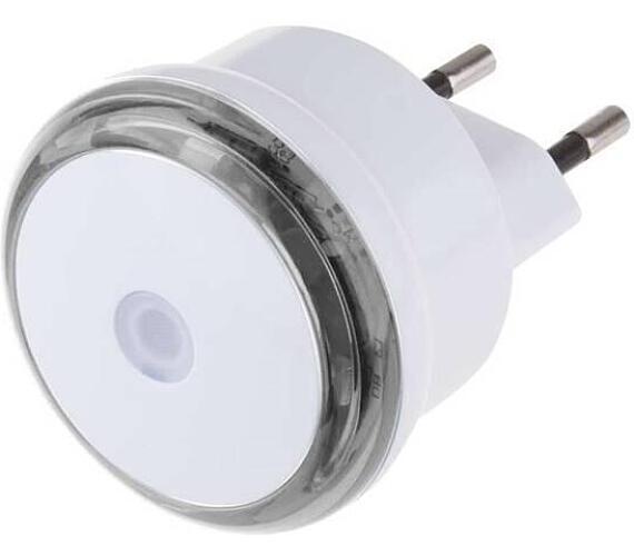 Noční světlo s fotosenzorem do zásuvky 230V