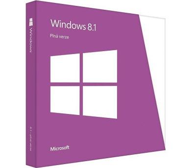 Microsoft Windows 8.1 CZ 64bit - legalizace (GGK) + DOPRAVA ZDARMA