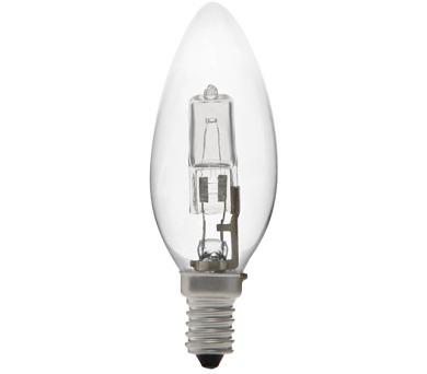 Halogenová žárovka CDH/CL 28W E14 230V svíčka 18440