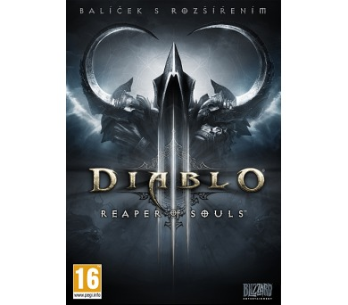 Blizzard PC Diablo III Reaper of Souls