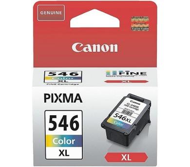 Canon CL-546XL originální - červená/modrá/žlutá