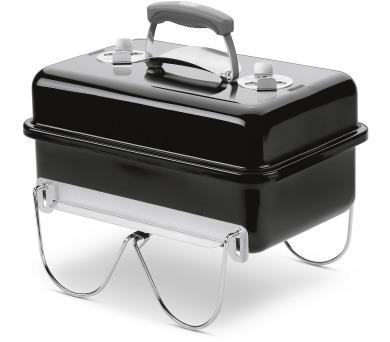 Weber Go-Anywhere® (na dřevěné uhlí) + DOPRAVA ZDARMA