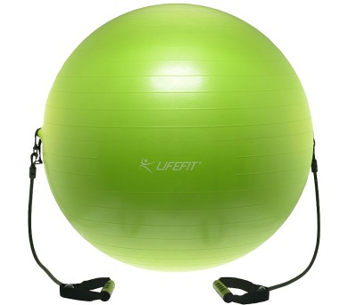Lifefit s expanderem GYMBALL EXPAND 75 cm