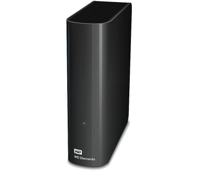 "HDD ext. 3,5"" Western Digital Elements Desktop 2TB - černý"