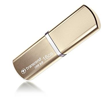 Transcend JetFlash 820G 16GB USB 3.0 - zlatý + DOPRAVA ZDARMA