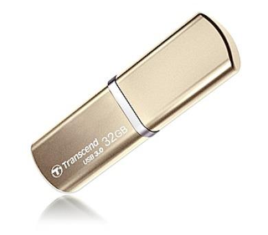 Transcend JetFlash 820G 32GB USB 3.0 - zlatý