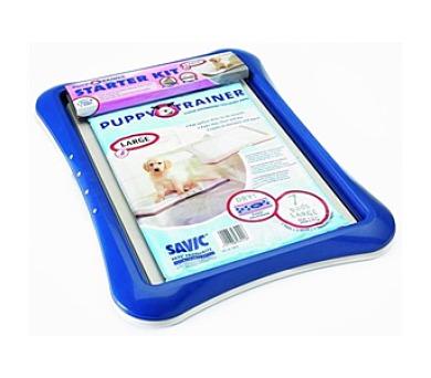 Toaleta + podložky Puppy trainer L 1ks