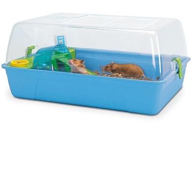 Savic RODY Hamster - modrý