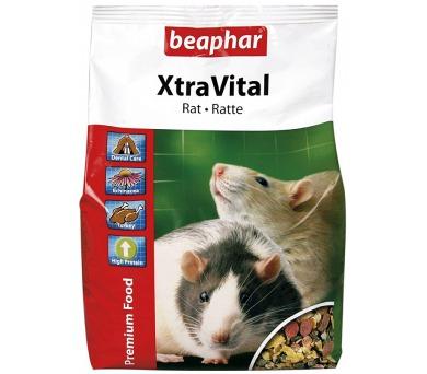 Krmivo X-traVital krysa 2,5kg