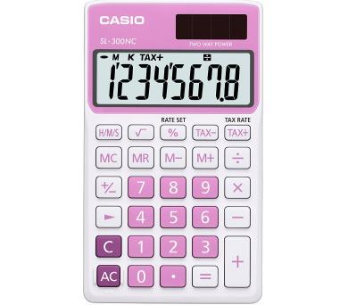 Casio SL 300 NC/PK růžová