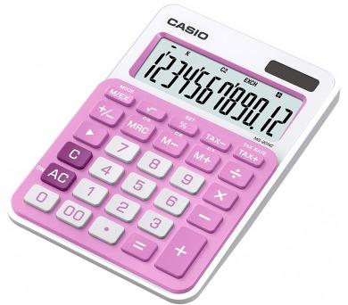 Casio MS 20 NC/PK růžová