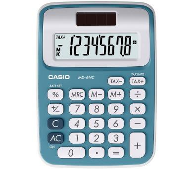 Casio MS 6 NC/BU modrá