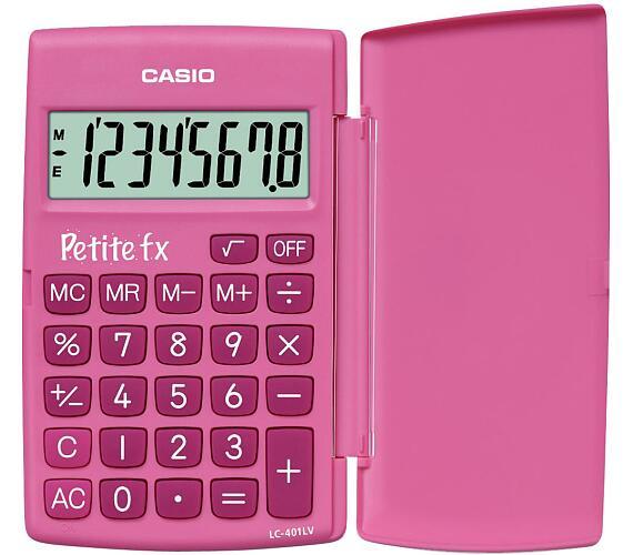 LC 401 LV/ PK pink petite FX CASIO