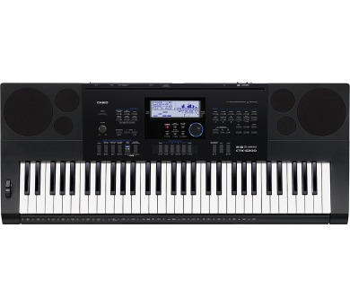 CTK 6200 klávesový nástroj vč ad. CASIO