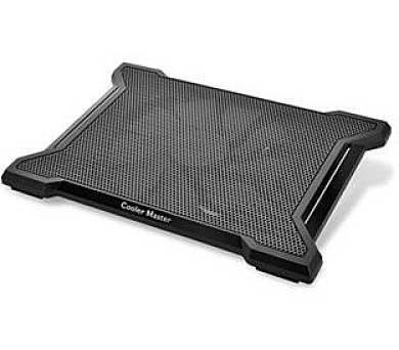 Chladící podložka pro notebooky Coolermaster X-Slim II do 15,6'' ,20cm fan