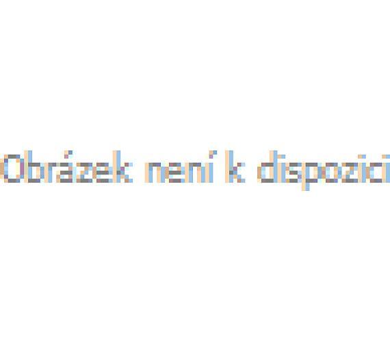 """LED alu profil """"čtvrtkruh"""" 16x16mm"""