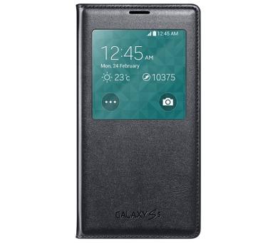 Samsung S-view pro Galaxy S5 (EF-CG900B) - černé
