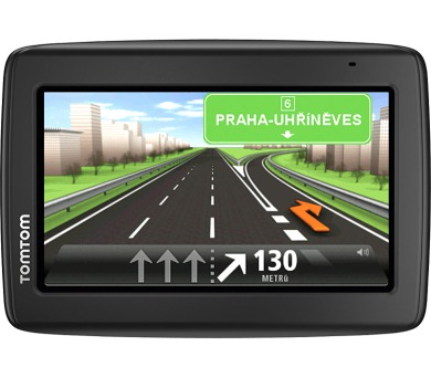 TomTom START 25 Europe Traffic LIFETIME mapy