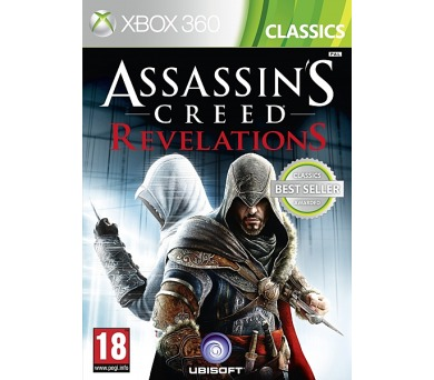 Ubisoft Xbox 360 Assassins Creed Revelations Classic 2
