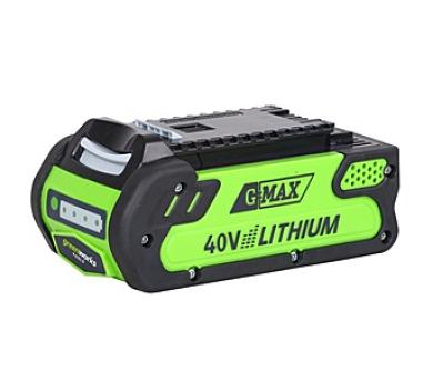 Greenworks G40B2 - 40 V lithium iontová baterie 2 Ah + DOPRAVA ZDARMA