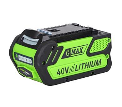 Greenworks G40B4 - 40 V lithium iontová baterie 4 Ah + DOPRAVA ZDARMA