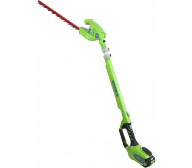 Greenworks GWHT 4051 + DOPRAVA ZDARMA