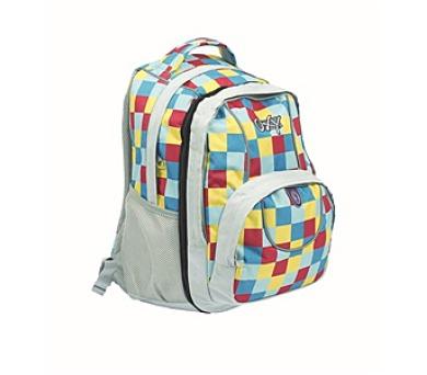 Batoh školní P + P Karton OXY Cool Cubes