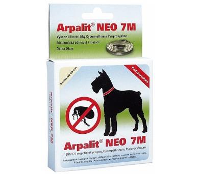 Aveflor Arpalit Neo 7M obojek antiparazitární 66cm