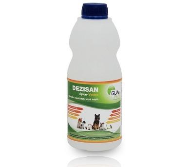 Guapex DEZISAN Spray Vettex 1 l (náhradní náplň)