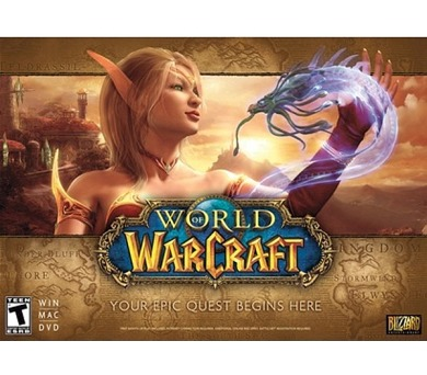 Blizzard PC WORLD OF WARCRAFT Battlechest PC V5.0
