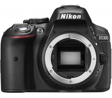 Nikon D5300 tělo + ZDARMA powerbanka Nikon + DOPRAVA ZDARMA