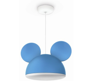 Disney Mickey Mouse SVÍTIDLO ZÁVĚSNÉ E27 1x15W bez zdroje Philips 71758/30/16 + DOPRAVA ZDARMA
