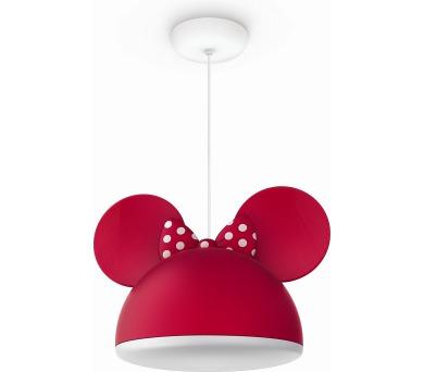 DISNEY SVÍTIDLO ZÁVĚSNÉ Minnie Mouse Philips 71758/31/16 + DOPRAVA ZDARMA