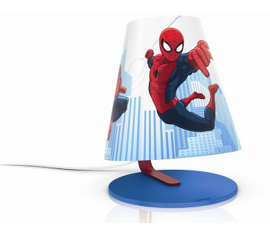 DISNEY LAMPA STOLNÍ Light Spiderman LED 1x4W Massive 71764/40/16 + DOPRAVA ZDARMA