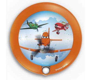 Disney Planes NOČNÍ SVÍT. SE SENZOREM LED 0,06W bez baterií Philips 71765/53/16